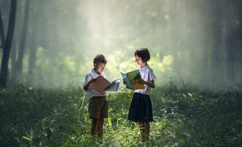 Top books your kid should read right now
